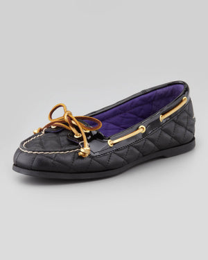 Sperry Top-Sider Audrey Quilted Leather Boat-SPERRY-Fashionbarn shop