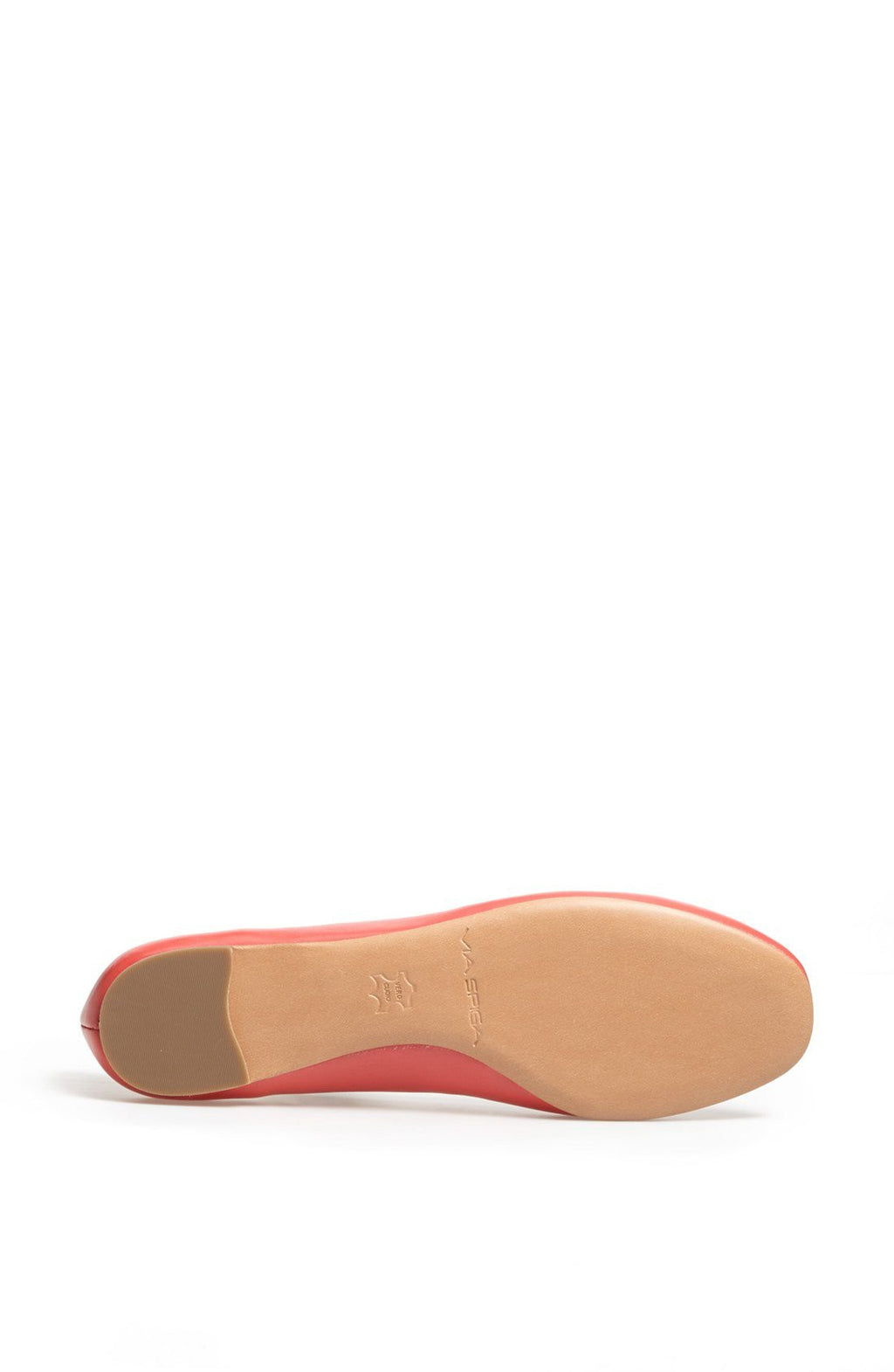 VIA SPIGA Orange Lilac Ballerina Flat-VIA SPIGA-Fashionbarn shop
