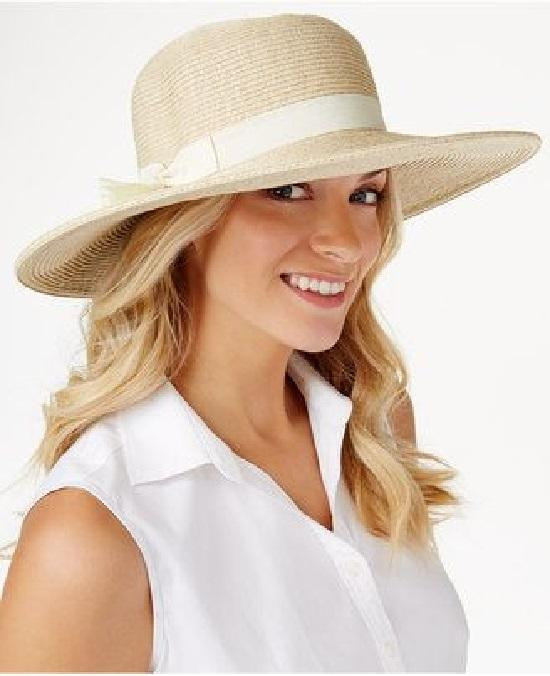 Nine West Hat Weekend Wear Fedora
