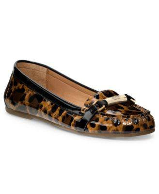 Coach Berdina Loafer (Ocelot)-COACH-Fashionbarn shop