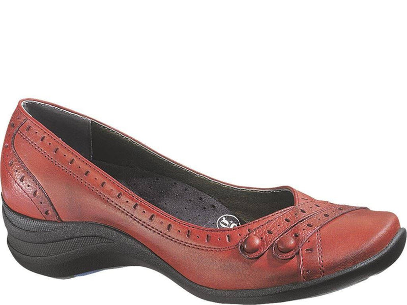 Hush Puppies Burlesque Flats-HUSH PUPPIES-Fashionbarn shop