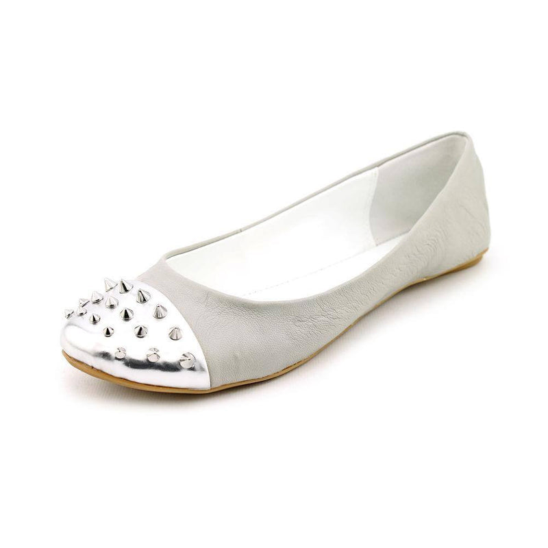 Kenneth Cole Reaction Slipified Leather Flats-KENNETH COLE-Fashionbarn shop