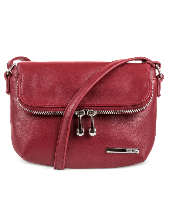 Kenneth Cole Reaction Handbag, Wooster Street Foldover Flap Mini Bag - Fashionbarn shop