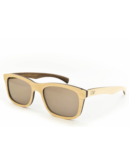 Gold & Wood Twenty Sunglasses