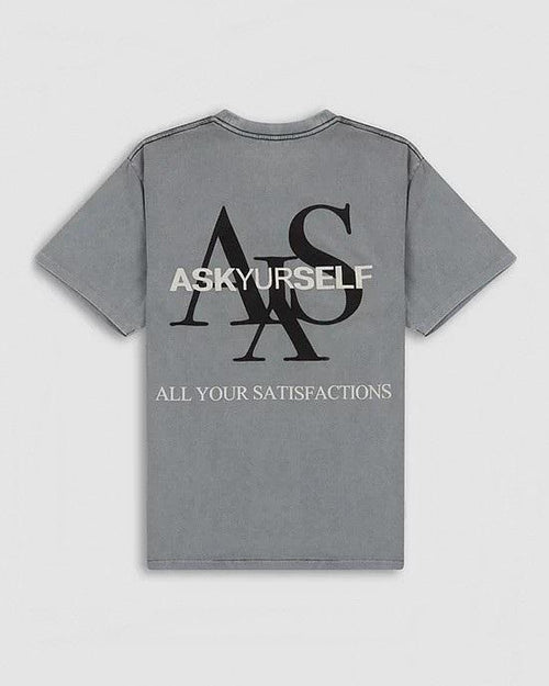 Askyurself Satisfaction T-Shirt