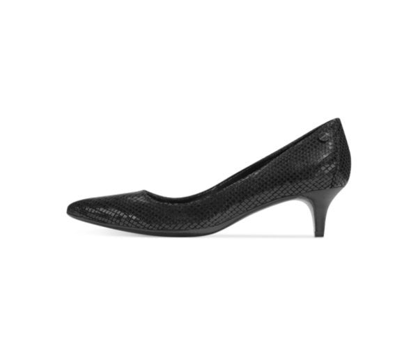 f23506df079b Calvin Klein Women s Nicki Kitten Heel Pumps-CALVIN KLEIN-Fashionbarn shop