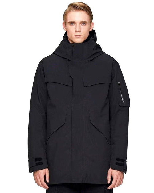 Arc'teryx Veilance Hooded GORE-TEX Down Coat
