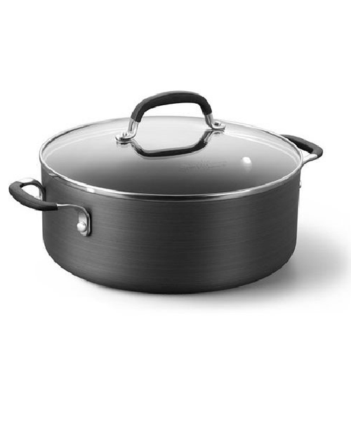 Simply Calphalon Nonstick 5 Qt. Covered Chili Pot-CALPHALON UNISON-Fashionbarn shop