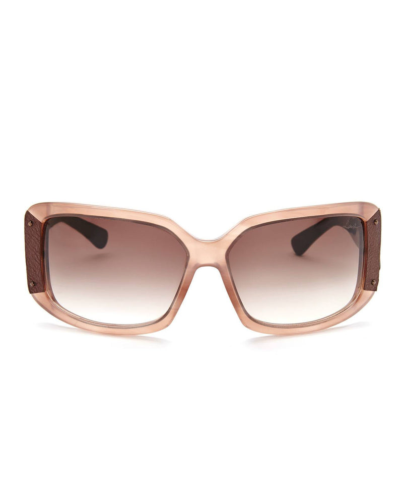 Lanvin Sunglasses SLN547V in Color Pink - Tortoise-LANVIN-Fashionbarn shop