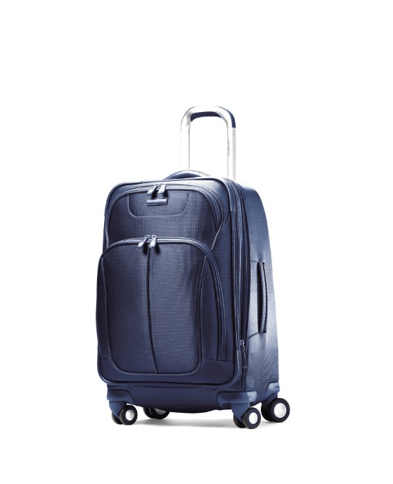 Samsonite Luggage Hyperspace Spinner 26 Expandable Suitcase, Blue - Fashionbarn shop - 2