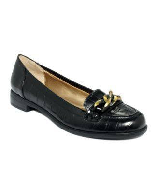 JOAN DAVID-LOAFER FLATS-JOAN & DAVID-Fashionbarn shop