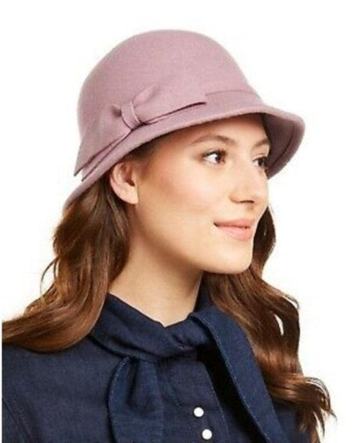 INC International Concepts Modern Bow Cloche Hat
