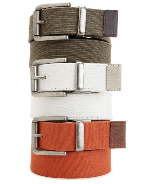 Calvin Klein Jeans Brown Casual Reversible Belt-CALVIN KLEIN-Fashionbarn shop