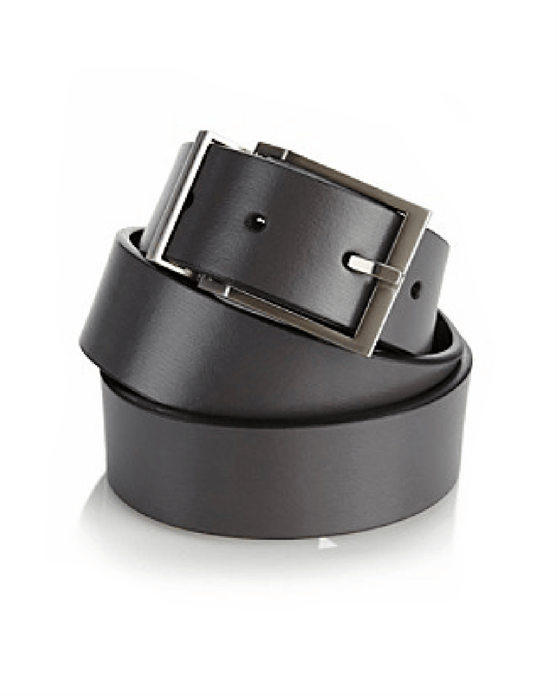 Calvin Klein Men's Black/Brown Reversible Belt-CALVIN KLEIN-Fashionbarn shop