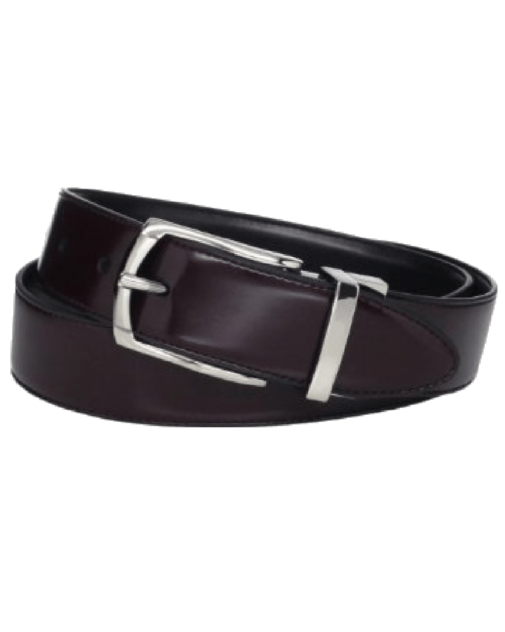 Geoffrey Beene Glazed Reversible Belt-GEOFFREY BEENE-Fashionbarn shop