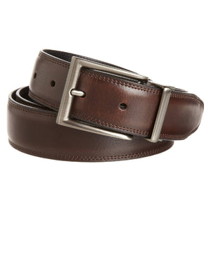 Perry Ellis Men's Leather Reversible Belt-PERRY ELLIS-Fashionbarn shop