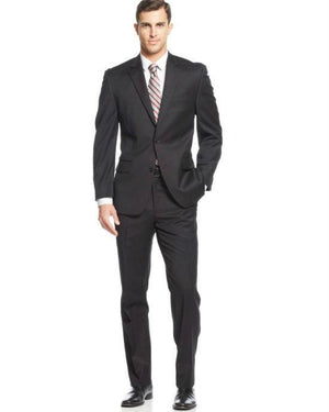 MICHAEL Michael Kors Solid Black Suit-MICHAEL MICHAEL KORS-Fashionbarn shop