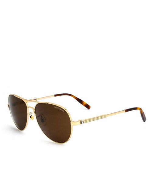 Mont Blanc Established MB0027S Sunglasses