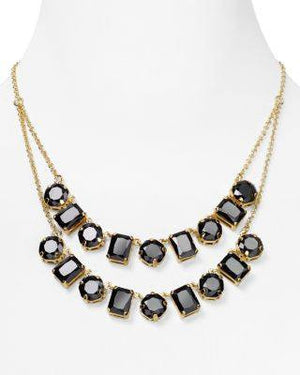 KATE SPADE DOUBLE ROW NECKLACE-KATE SPADE-Fashionbarn shop