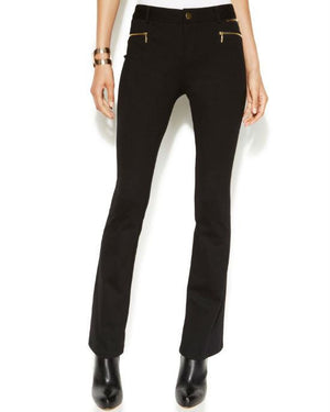 INC International Concepts Regular-Fit Zip-Pocket Bootcut Pants-INC-Fashionbarn shop