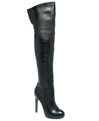 OVER THE KNEE TALL BOOTS-ABS-Fashionbarn shop
