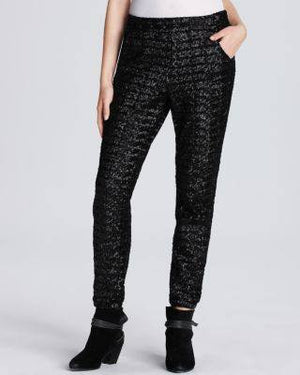 FREE PEOPLE SEQUIN PARTY PANT-FREE PEOPLE-Fashionbarn shop