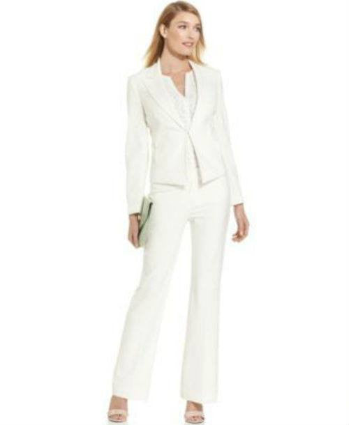 Nine West Straight-Leg Dress Pants-NINE WEST-Fashionbarn shop