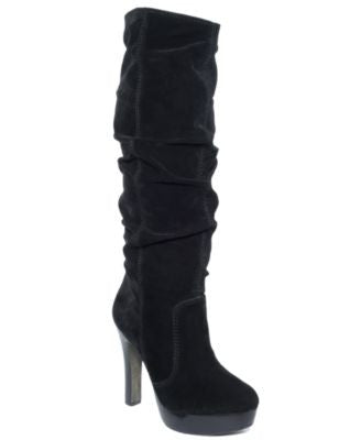 REPORT PLATFORM DRESS BOOTS-REPORT-Fashionbarn shop