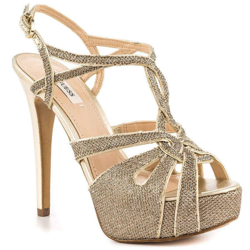 GUESS Women's Krestina Platform Evening Sandals-GUESS-Fashionbarn shop