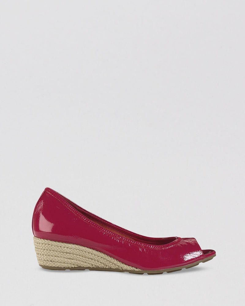 Cole Haan Open Toe Wedge Pumps - Air Tali-COLE HAAN-Fashionbarn shop