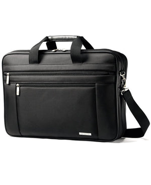 Samsonite Classic Two Gusset Toploader Laptop Briefcase - Fashionbarn shop - 1