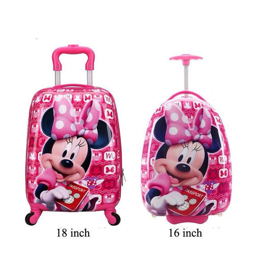 Kai Ilian Child Travel Luggage Bags Case