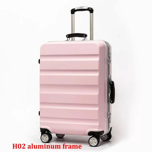 Kai Ilian Spinner Trolley Luggage