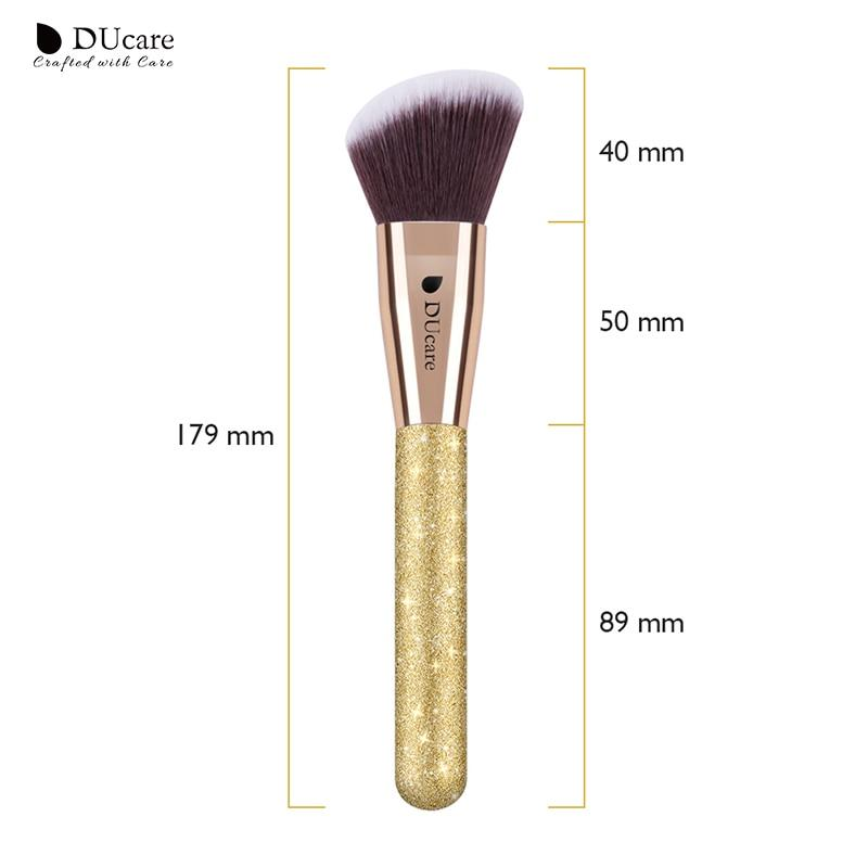 Angled Sculpting Brush Powder Blush Blend Makeup Brushes
