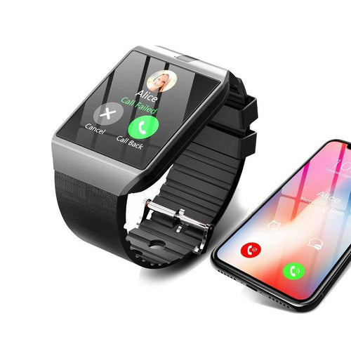 Bluetooth Smartwatch DZ09 For iPhone Samsung Huawei PK GT08 A1