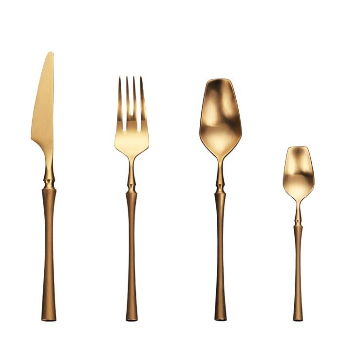 Gold Imperial 4-Piece Serving Set