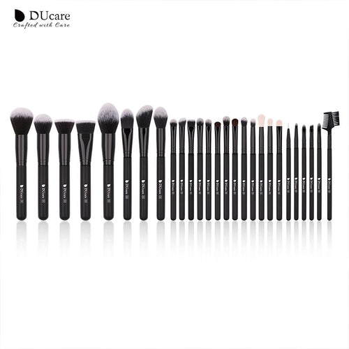 Makeup Brushes Set Foundation Eyeshadow Powder Brush Goat Hair Tools Kit