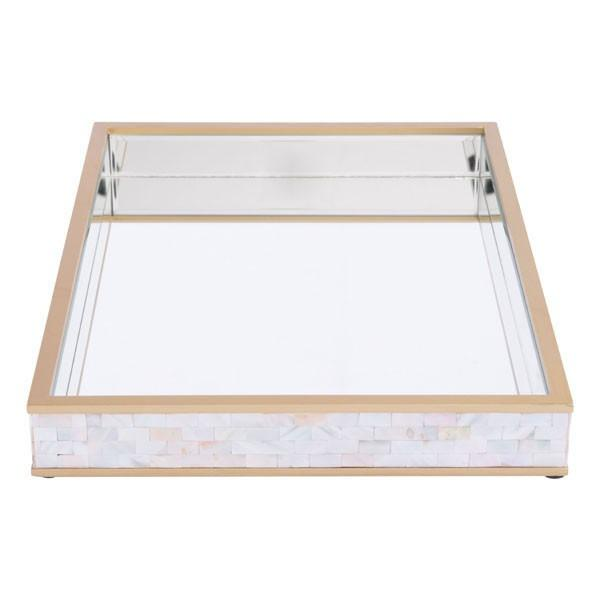 Zuo Mop Tray Mirror And Mop