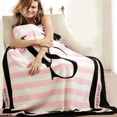 Microfiber Fabric Super Soft Printing family Blanket