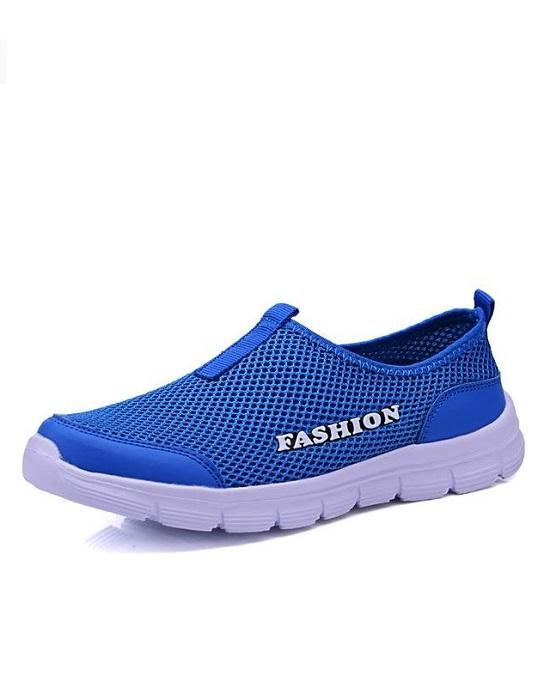 Men's Casual Air Mesh Lightweight Breathable Slip-On Flats