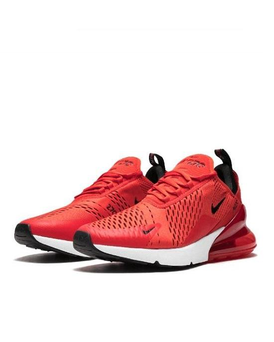 newest 66677 169ce Nike Air Max 270 Habanero Red Men s Sneakers