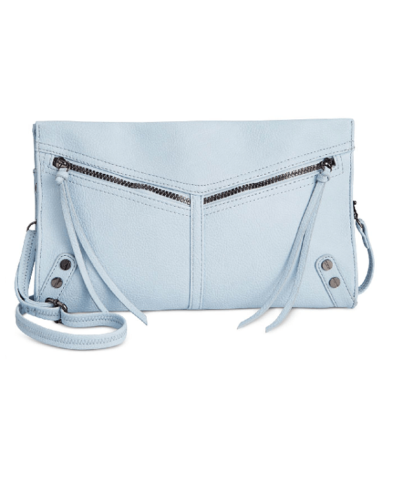 Carlos by Carlos Santana Zoey Clutch Light Blue - Fashionbarn shop - 1