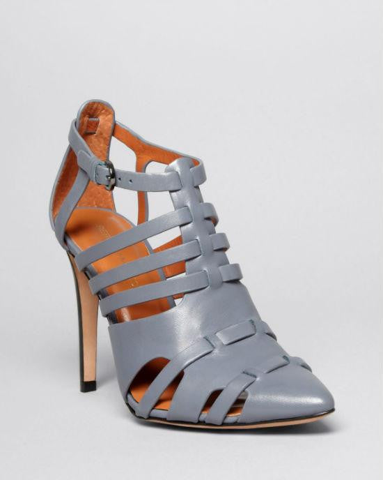 Rebecca Minkoff Pointed Cutout Booties clearance under $60 EoPmEzwWj