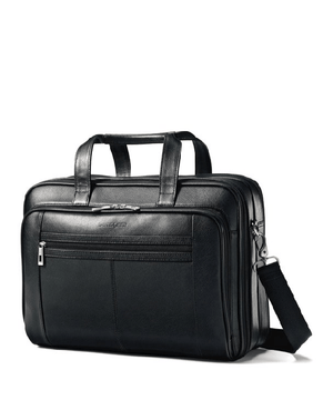 Samsonite Leather Checkpoint Friendly Case - Fashionbarn shop - 1