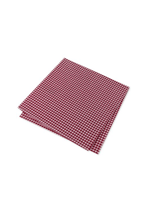 Tommy Hilfiger Men's Mini Gingham Pocket Square-TOMMY HILFIGER-Fashionbarn shop