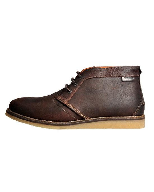 Wolverine Julian Mens Premium Leather Desert Handcrafted Chukka Boot