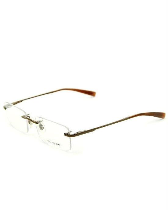 Burberry BE1173 Rahmenlose Metall Eyeglasses