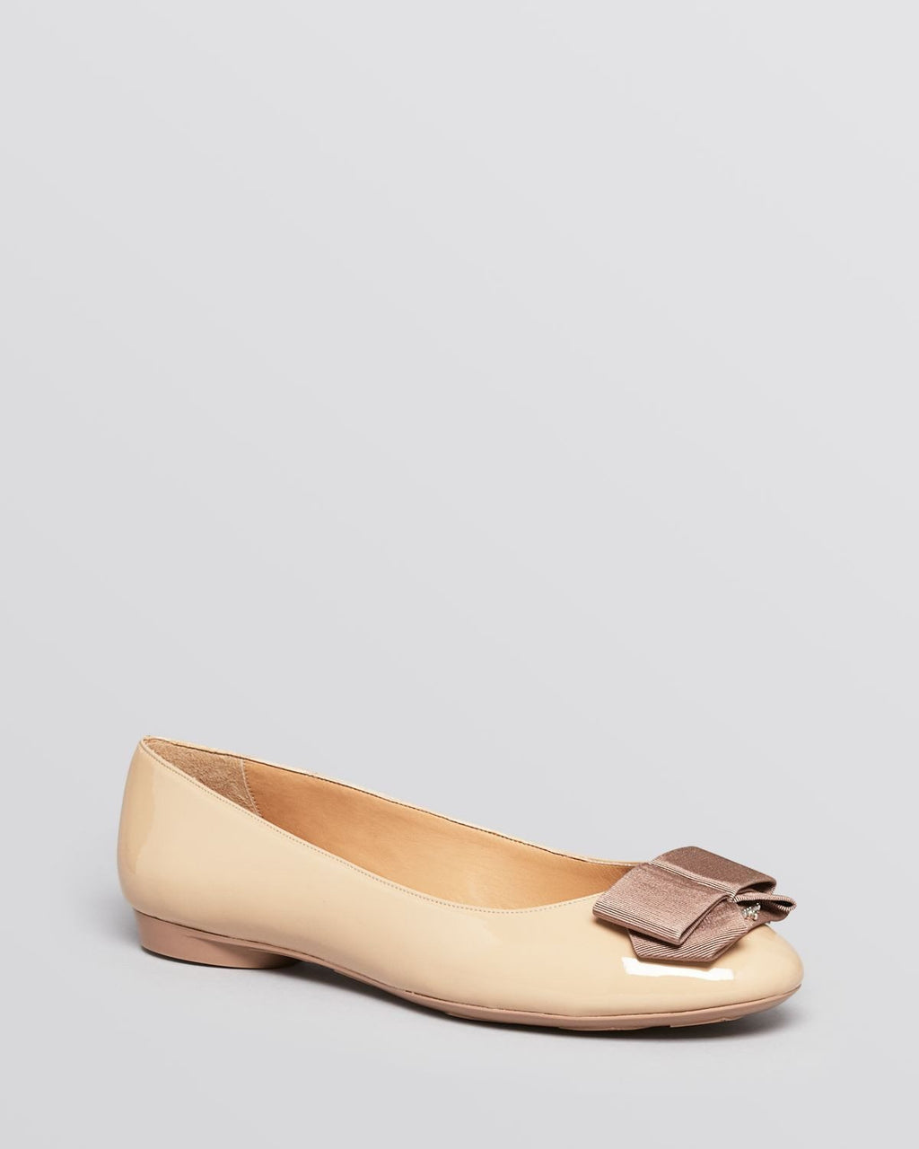 Ferragamo Women's Natural Ballet Flats My Cherie - Fashionbarn shop - 1