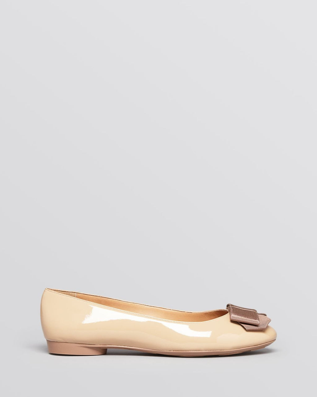 Ferragamo Women's Natural Ballet Flats My Cherie - Fashionbarn shop - 2