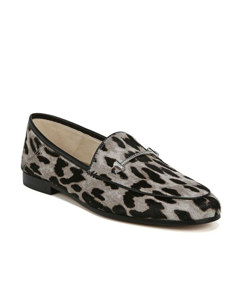 Sam Edelman Women's Loraine Printed Calf Hair Loafers